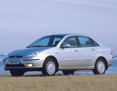 Ford Focus 2,0 Trend, 130hp
